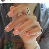 tendência nail art